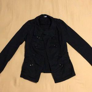 H&M cotton pea coat